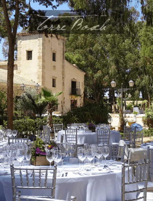 Torre Bosch Events
